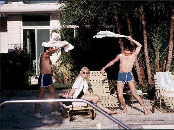 Brian, Cynthia & Paul hahaha :')