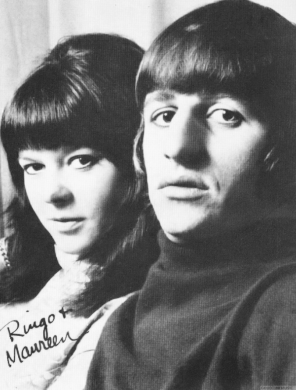 Maureen and Ringo