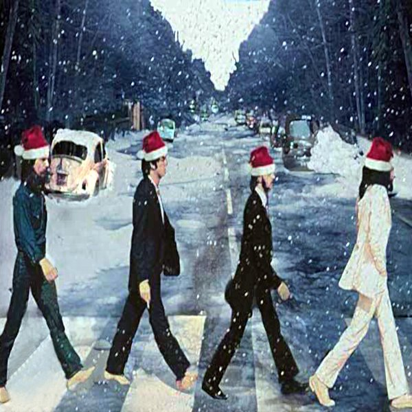 Happy Christmas with The Beatles ♥