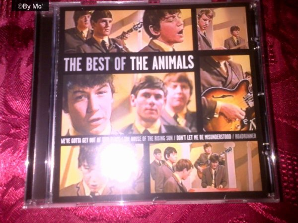 ABBA & The Animals : mes acquisitions :D