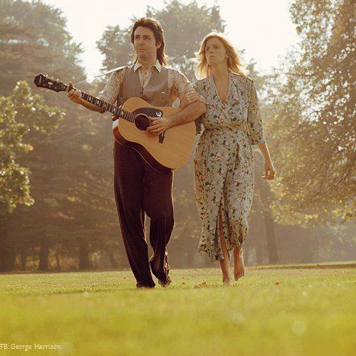 Paul & Linda ♥
