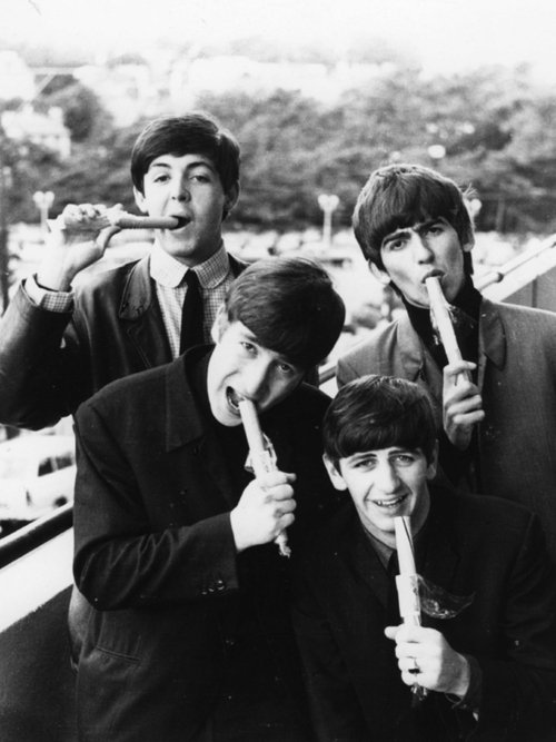 The Beatles ... une p'tite faim? :3
