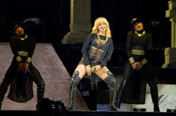 - Concert Rihanna au Stade de France - Juste PARFAIT ♥