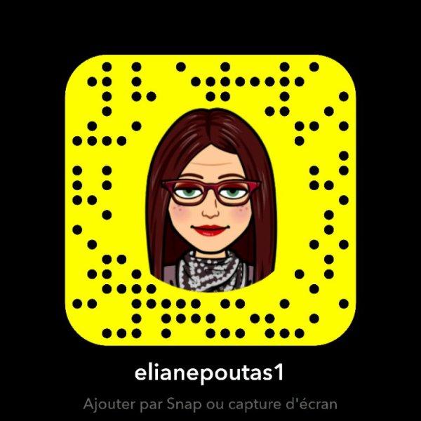 C mon nouveau Snapchat