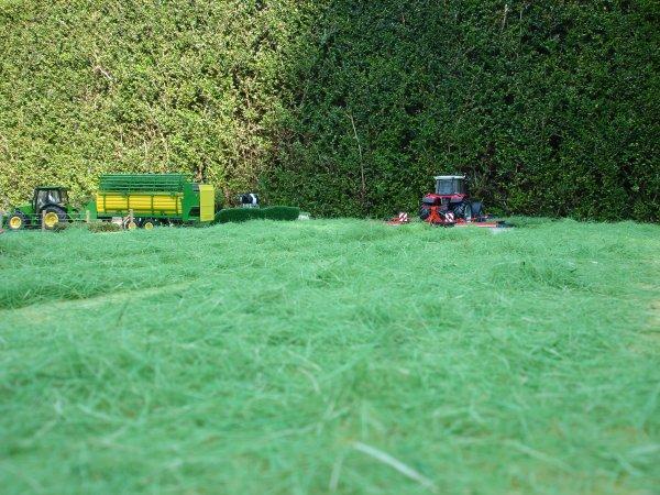 Dio ensilage d'herbe 2011!!