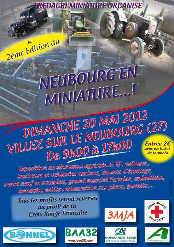 Exposition Villez sur le neubourg le 20 mai 2012 !
