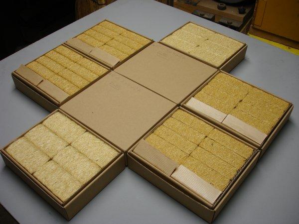 Nouveau boîtage carton pour bottes et palox