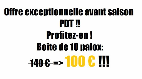 Offre exceptionnelle !!