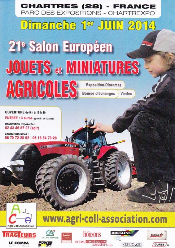 Salon européen à Chartrexpo !