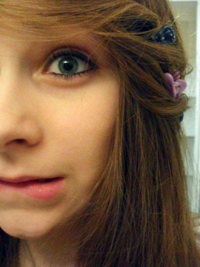 On dit que je suis belle Mes Non ! :P