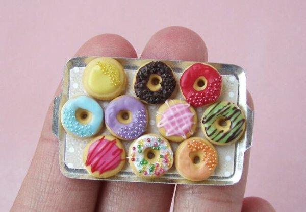 Tuto - Les donuts [by PetitPlat]
