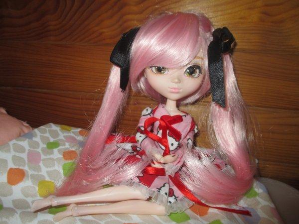 (séance photo#3) Customisation de Kurumi ;D