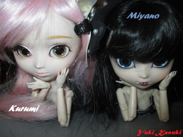 Séance Photo#5 :Kurumi et Miyano <3