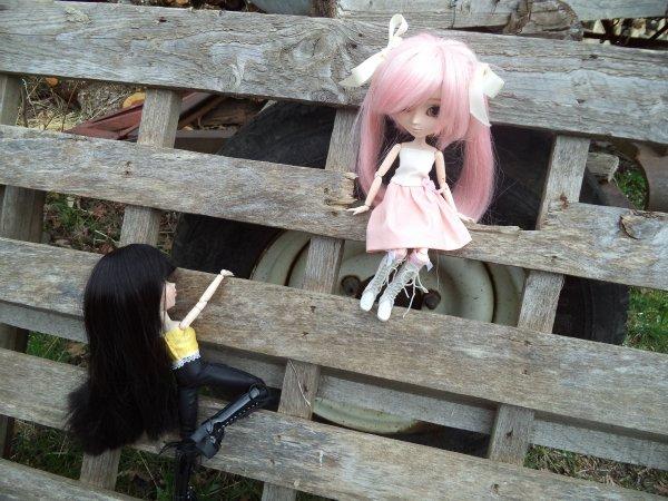 Séance photo #9 Miyano et Kurumi ;)