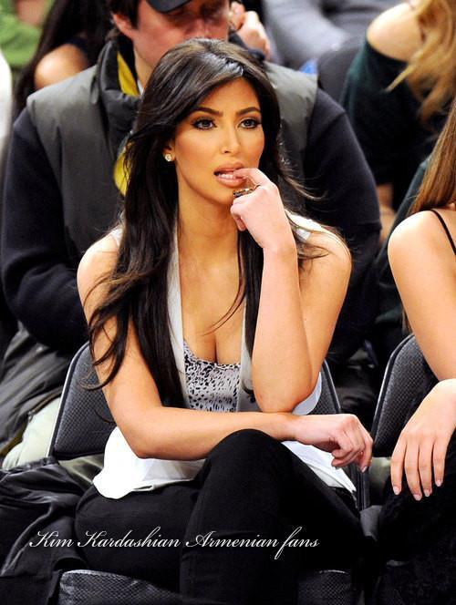 Kim Kardashian Mon idol