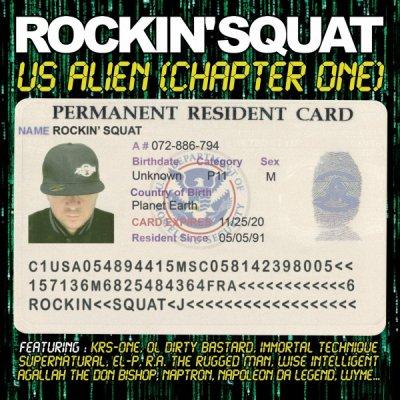 (Tracklist) Rockin Squat