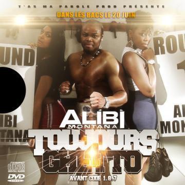 (Cover) Alibi Montana
