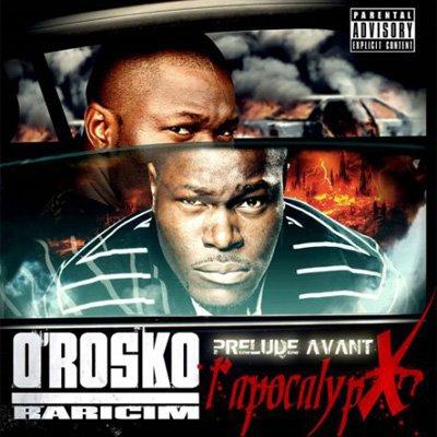 (Tracklist) O'rosko Raricim
