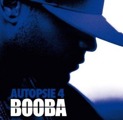 Cover + Tracklist : Booba - Autopsie 4