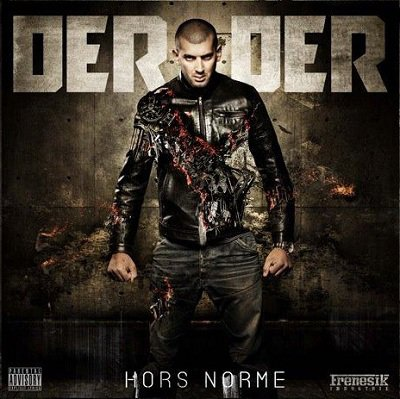 Cover + Tracklist : Derder - Hors Norme