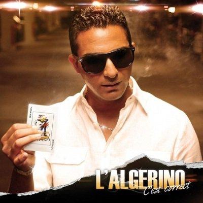 Cover + Tracklist : L'Algerino - C'est Correct