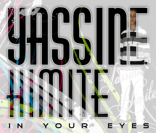 Danny Saucedo - In Your Eyes . Cover By YASSINE HIMITE (2013)