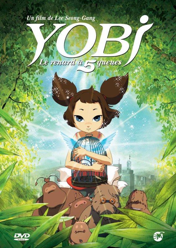 yobi le renard à 5 queues