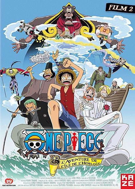 One piece Film 2  – Aventures sur l'Île de l'Horloge !