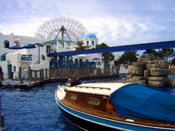 parc attraction grece