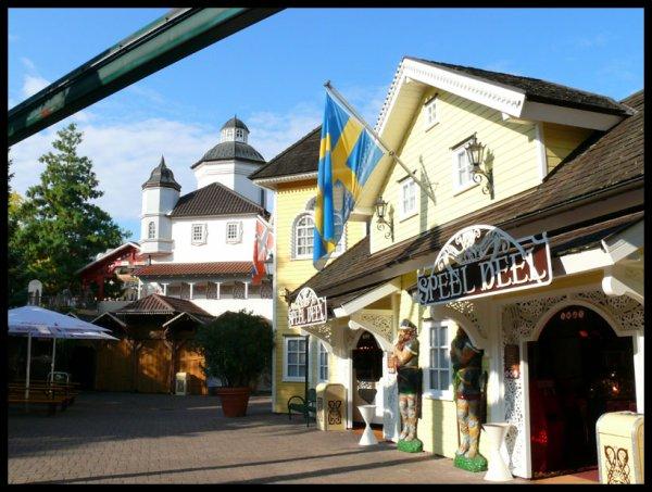Quartier Scandinave.