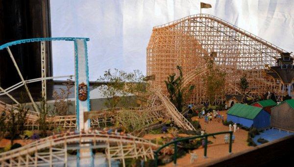 La saison 2012 se prépare à Europa-park...