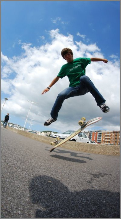 skate's paradise