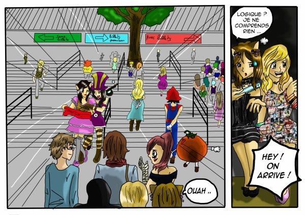Le concours Amilova.com en partenariat avec Manga-sanctuary !