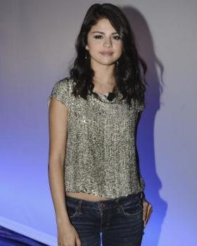 Je viens de rencontrer Selena !!!!