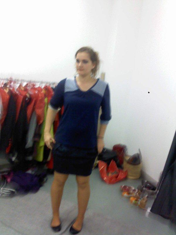 Défilé de mode au lycée Victor Hugo =D