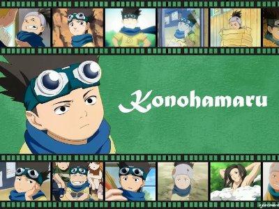 Konohamaru !!! ^o^