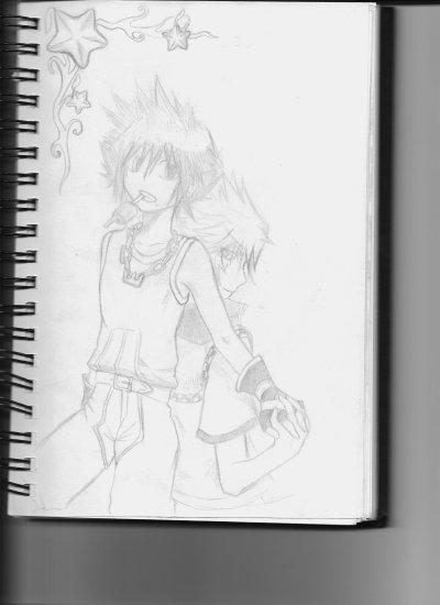 Roxas/Sora