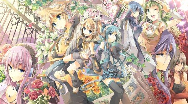 Concours de dessin Vocaloid