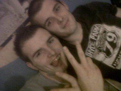 moi et mon frère ;)