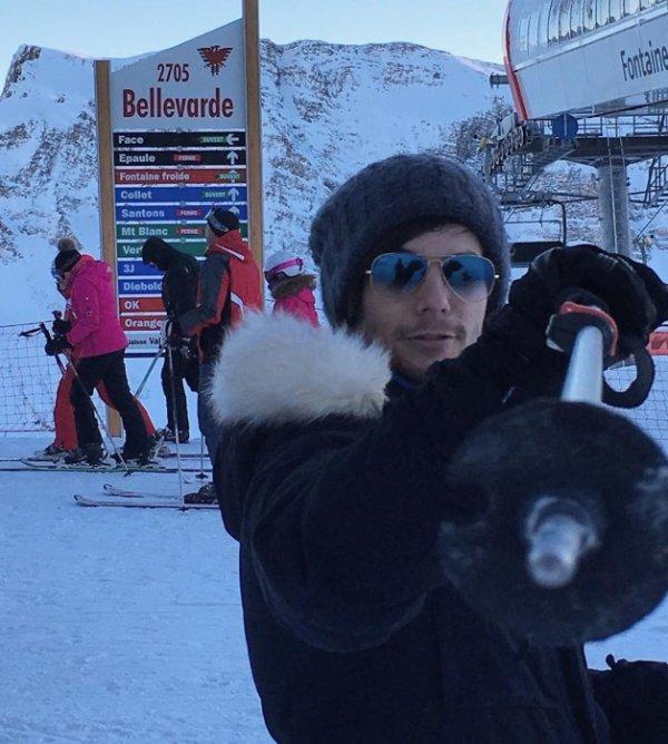 ♚♚♚ One-Shot N°32 Les 1D font du ski. ♚♚♚