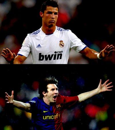 Réal Madrid - Fc Barcelonne