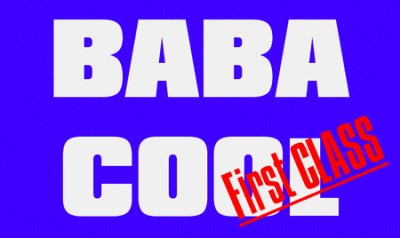 Les baba-coool en force !!!