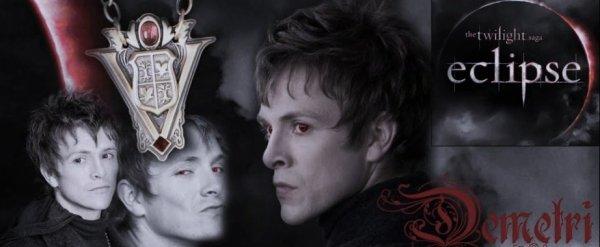Pour les fans du meilleur traqueur du monde vampirique Démétri