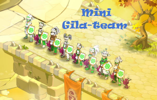 Mini Gila-team !