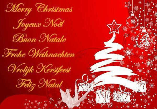 Un bon réveillon et Joyeux Noël