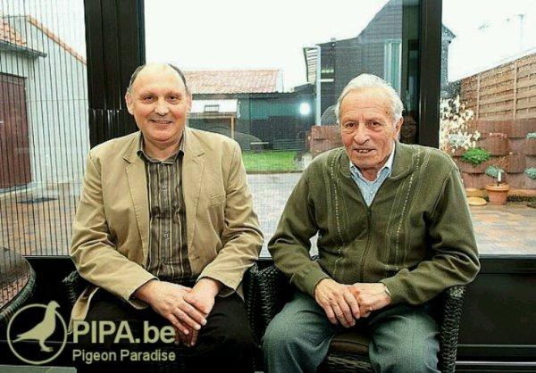 "Aelbrecht Marcel, ""La superstar belge sur la scène du fond"" | PIPA"