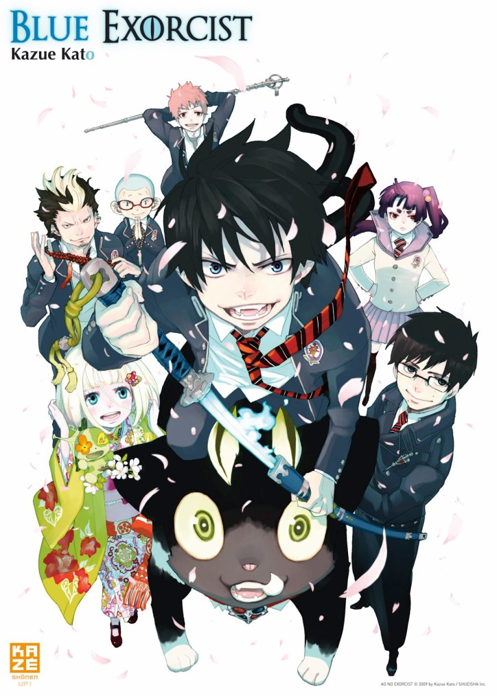 Blue exorcist ( Ao no exorcist)