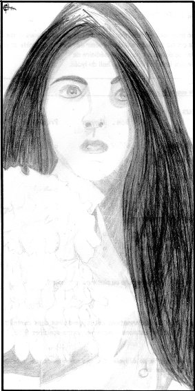 Portrait d'Isa