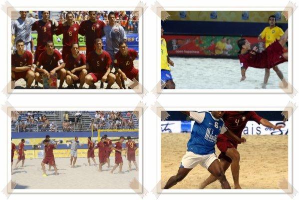 Équipe du Portugal de beach soccer