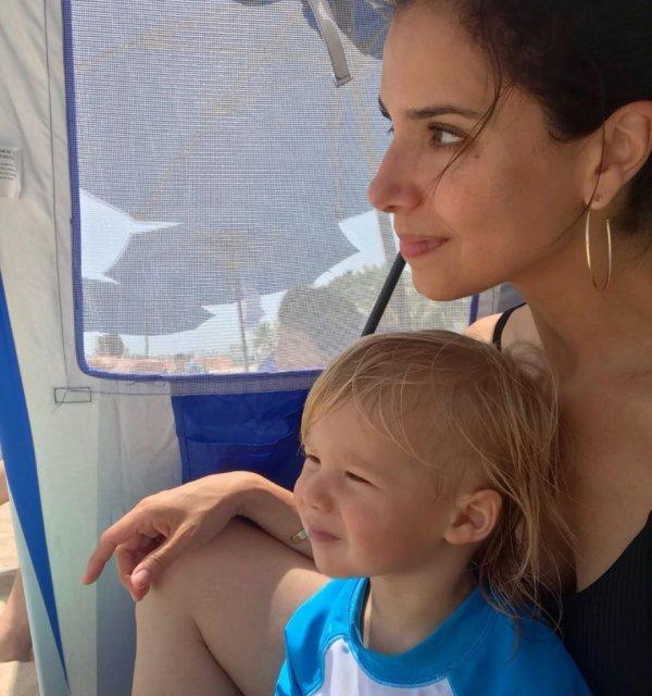 Roselyn Sanchez et Dylan